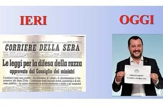 """""""Salvini come Mussolini"""", il video costato la sospensione alla prof: """"Guardatelo e giudicatelo"""""""
