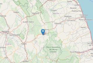 Terremoto, due scosse nel maceratese: la terra trema a Muccia, magnitudo 3.0
