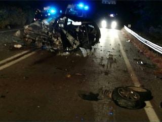 Agrigento, incidente lungo la statale 624: muore un uomo, ferita la moglie e un 18enne