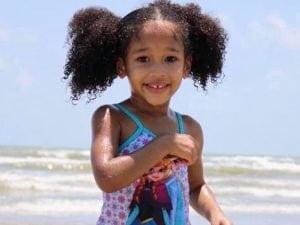 Maleah Davis, 5 anni (Facebook).