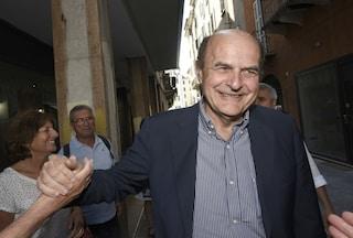 """Pier Luigi Bersani: """"No a voto subito se cade il governo, la sinistra dialoghi con il M5S"""""""