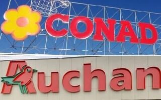 Conad-Auchan: chiesta cassa integrazione per il 60% dei lavoratori, 5.323 dipendenti su 8.873