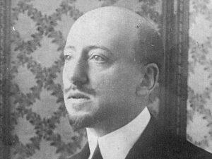 Gabriele D'Annunzio morì per ben tre volte: la prima, a diciassette anni.