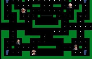 Salvini Pac-Man contro i suoi nemici: il 'Salvi Tutti' fa il verso al gioco del ministro