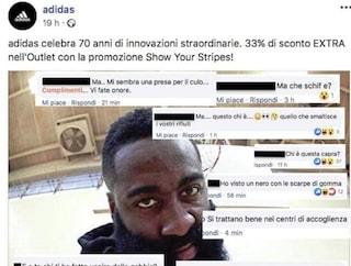 """""""Terrorista islamico"""": insulti razzisti sotto pagina dell'Adidas ma è il campione NBA James Harden"""