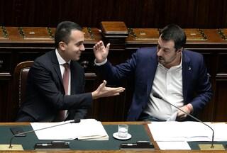 """Incontro tra Luigi Di Maio e Matteo Salvini: """"Governo deve andare avanti, priorità è taglio tasse"""""""