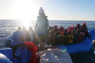 """La Mare Jonio in direzione Libia: """"Salvare vite, per un mare di diritti e non di morte"""""""
