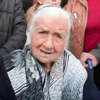 Foggia, Maria Giuseppina è l'elettrice più anziana d'Europa: il voto alle elezioni a 116 anni