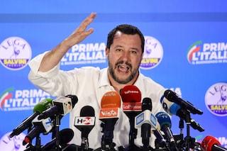 """Pensioni, Matteo Salvini ignora le raccomandazioni dell'Ue e rilancia: """"L'obiettivo è la quota 41"""""""