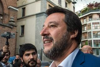 """Matteo Salvini: """"Campi rom e centri sociali non servono a nulla, li sgomberiamo uno per uno"""""""