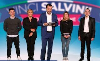 """""""Vinci Salvini"""", il gioco a premi su Facebook: chi vince farà una telefonata con il ministro"""