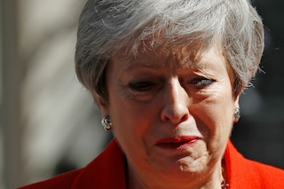 Regno Unito, Theresa May annuncia le dimissioni da leader del partito conservatore