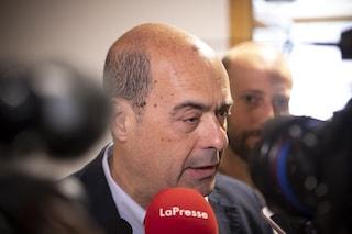 """Pagine Facebook chiuse, Nicola Zingaretti: """"Lega e M5S barano, si confrontano su fake news"""""""