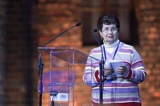 """Salone libro, la Birenbaum sopravvissuta ad Auschwitz: """"Un mondo diverso è possibile"""""""