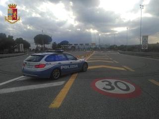 Portano il farmaco in ospedale appena in tempo: paziente salvo grazie alla Polstrada di Taranto