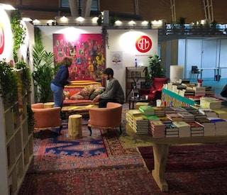 Salone libro Torino, lo stand SEM è il salotto di casa dell'editore