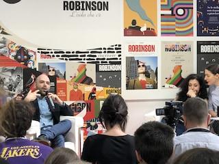 """Salone libro Torino, Roberto Saviano: """"Il populismo è il male della banalità"""""""