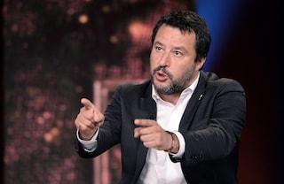 """Migranti, Matteo Salvini: """"Sarò nemico irriducibile di chi vuole i porti aperti"""""""