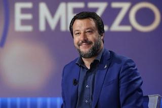 Elezioni Europee, Matteo Salvini è ovunque: dieci interviste tra radio e tv in un giorno