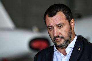 """Salvini: """"Non c'è nessun finanziamento. Sono solo colpevole di volere buoni rapporti con la Russia"""""""