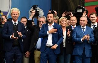 Europee, Lega rimane senza casa: Consiglio d'Europa dice no a gruppo unico dei populisti - sovranisti