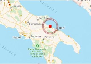 """Terremoto in Puglia, l'esperto dell'Ingv: """"Scossa di 3.9 profonda, non si escludono repliche"""""""