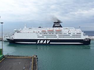 Traghetto Snav in avaria tra Ancona e Spalato: a bordo 215 passeggeri