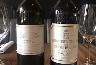 Ordina bottiglia di vino da 300 euro, al tavolo gli servono una da oltre 5mila euro