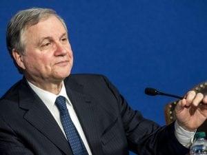 In foto: il governatore di Bankitalia, Ignazio Visco.