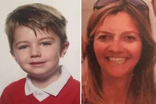 Porta il figlio di 5 anni al McDonald's, poi si uccide col piccolo gettandosi in un canale