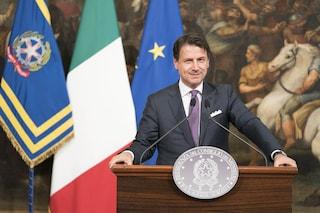 Il goffo discorso di Giuseppe Conte, il Presidente invisibile