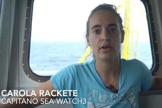 """Sea Watch, Carola Rackete si rifiuta di replicare a Salvini e annuncia: """"Pronta a tornare in mare"""""""