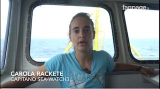 """Sea Watch 3 in stallo davanti a Lampedusa, la capitana: """"So cosa rischio, ma non ho scelta"""""""