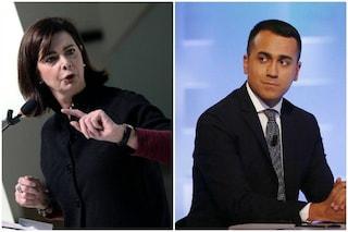 """Radio Radicale, Boldrini replica a Di Maio: """"Unico posto di lavoro che difende è il suo"""""""
