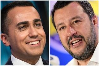 Prove di disgelo Salvini-Di Maio: prima una telefonata, poi arriva l'intesa sullo Sblocca cantieri