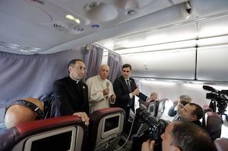 """Papa Francesco: """"La politica non fa il bene quando semina odio e paure"""""""