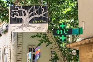 Caldo, in Francia battuto il record storico: registrati 44.3 gradi