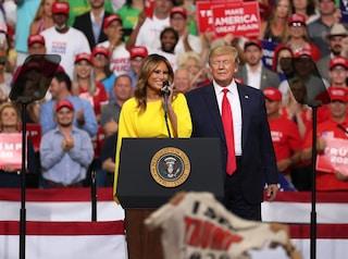 """Trump lancia la campagna per il 2020: """"Siamo l'invidia del mondo, finiamo il lavoro iniziato"""""""