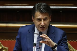 """Giuseppe Conte è sicuro di riuscire a convincere l'Ue: """"Le nostre stime di crescita sono più alte"""""""