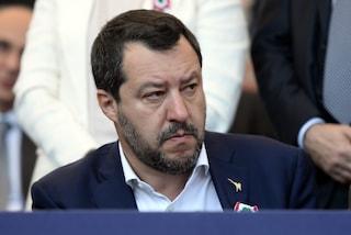 """Busta con proiettile a Matteo Salvini, il ministro: """"È  l'odio della sinistra"""""""
