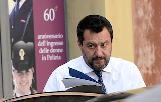 """Matteo Salvini a Ue: """"Manovra economica ci sarà se prevede un taglio corposo delle tasse"""""""