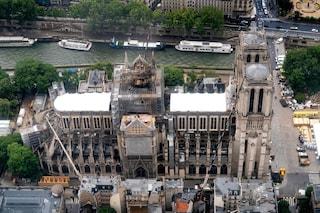 Incendio Notre-Dame: su 850 milioni di donazioni promesse ne sono stati versati 80