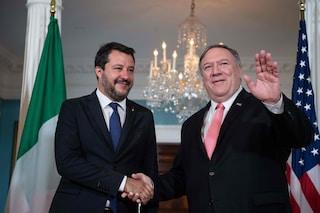 Le parole pronunciate da Salvini su Teheran 'complicano' i rapporti tra Italia e Iran