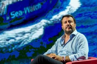 """Caso Sea Watch, Matteo Salvini: """"Italia sta coi finanzieri, non coi delinquenti"""""""