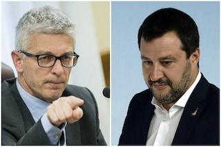 "Calabria e Santelli, Salvini: ""Finché c'è Morra parlamentari Lega fuori da Commissione Antimafia"""