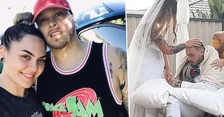 Rugbysta 22enne sposa in sedia a rotelle la fidanzata e muore il giorno dopo: era malato di cancro