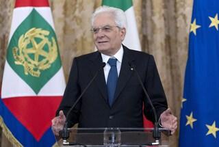 """Rifugiati, Mattarella: """"Accoglienza è principio fondamentale della Costituzione"""""""