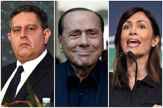 Berlusconi nomina Mara Carfagna e Giovanni Toti coordinatori di Forza Italia