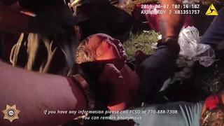 USA: sentono piangere nel bosco e trovano una neonata chiusa in una busta di plastica