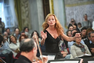 """Beatrice Venezi, direttore d'orchestra: """"In Allegro con fuoco racconto la musica classica"""""""